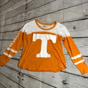 University of Tennessee Russell baseball Tee